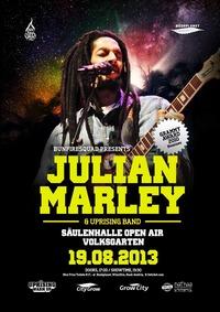 Julian Marley & The Uprising Band@Säulenhalle