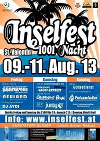 Inselfest 1001 Nacht 2013@Gütenhofen