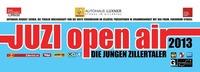 JUZIopenair 2013 - Die jungen Zillertaler@OpenAir-Gelände