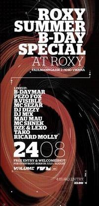 Roxy Summer B-Day Special@Roxy Club