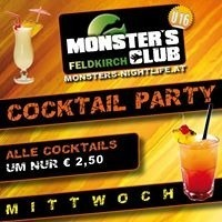 Cocktail Night@Monsters Clubs
