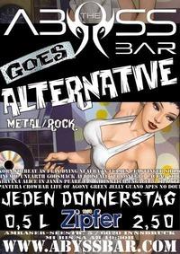 Alternative Club - Hosted by Mart Samplefux@Abyss Bar