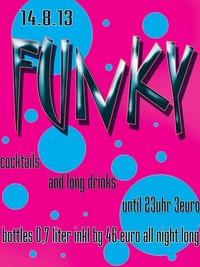 Funky@Club Avenue