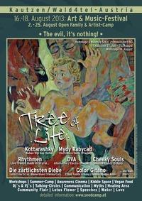 Tree of Life Festival / Seedcamp Kautzen @Seedcamp Kautzen
