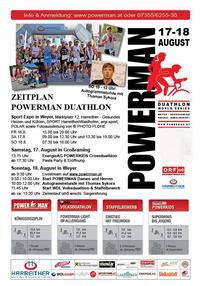 Powerman Duathlon World Series Austria 2013@Marktplatz Weyer