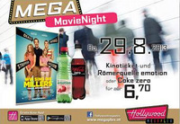 Mega MovieNight: Wir sind die Millers @Hollywood Megaplex