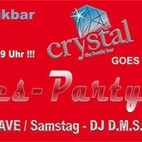 2-Tages-Party@Crystal Bottle Bar
