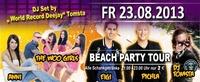 Beach Party Tour
