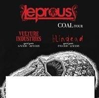 Leprous + Blindead + Conxious in Bratislava