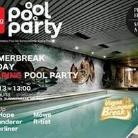 Vienna Summerbreak Closing - Tele.Ring Pool-Party