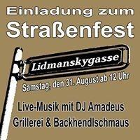 Straßenfest Lidmanskygasse@Börserl