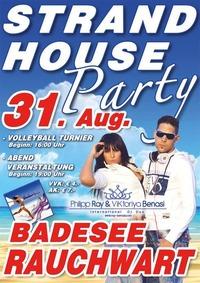 Strandhouse Party / Volleyballtunier / Wahl zur Miss Bikini 2013@Rauchwarter Badesee