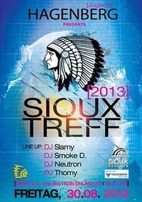 Sioux Treff 2013@Dorfplatz