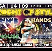 Night Of Stylez@Excalibur