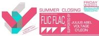 Summer Closing@Badeschiff