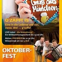Oktoberfest - Live die Wahnsinns 3