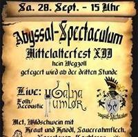 Mittelalterfest XII@Abyss Bar
