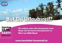 Bist du Urlaubsreif?@Hasenstall