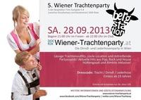 5. Wiener-Trachtenparty in der Bergstation Tirol