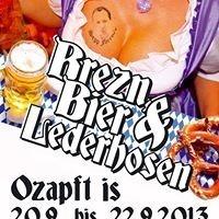 Brezn, Bier  Lederhosen - Das Warm Up zum Stadtfest@Rathaus Café-Bar