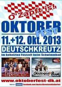 Oktoberfest Deutschkreutz@Parkplatz beim Schwimmbad