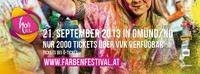 Holi Farbenfestival