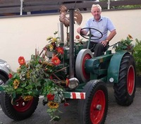 Traktorfest und Oldtimertreffen@Badestrand Buchau