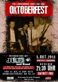 Oktoberfest@Sportplatz Langenrohr