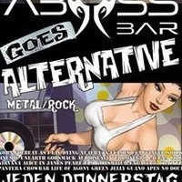 Alternative Club@Abyss Bar