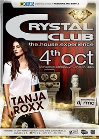 Crystal Club with Tanja Roxx@Crystal Club