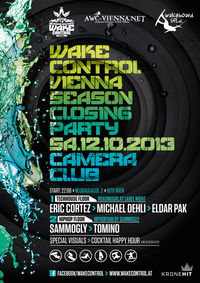 Wake Control Vienna Season Closing Party