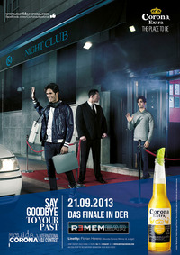 Movida Corona DJ Competition 2013
