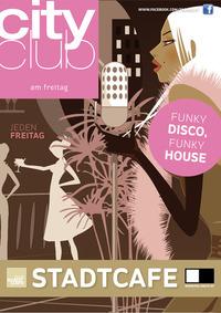 City Club: DJ Tom Deluxe