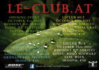 Le Club Party