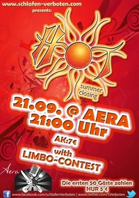 Hot Summer Closing 2013@AERA