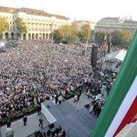 Ungarischer Nationalfeiertag / Stadtflucht nach Budapest