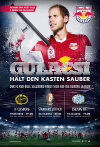 FC Red Bull Salzburg - Esbjerg FB