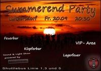 SummerEnd Party@Veranstaltungswiese