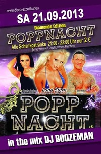 Poppnacht - Diamonds Edition