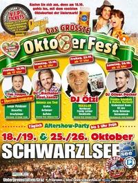 Das größte Oktoberfest Österreichs 2013