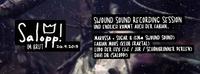 Salopp Swound Sound Recording Session