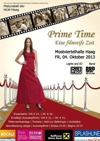 Prime Time - eine Filmreife Zeit