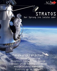 Stratos - Der Sprung ins letzte Jahr