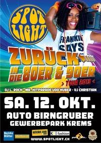 Spotlight - Zurück in die 80er & 90er @Autohaus Birngruber