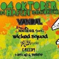 VANDAL presented by Jam it Austria@Hafen