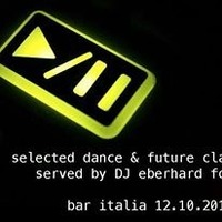 PLAY Dj Eberhard Forcher@Bar Italia