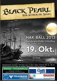 HAK-Ball Schärding 2013 - Black Pearl