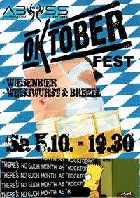Abyss Oktoberfest@Abyss Bar