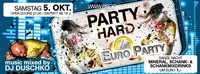 Party Hard - 1 Euro Party@Brooklyn