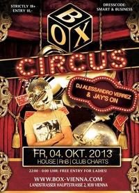 Box Circus@BOX Vienna